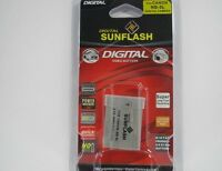 Canon Nb-5l Replacement Battery Li-ion 3.7v 900mah By Digital Sunflash