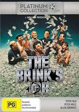 The Brink's Job (DVD, 2013) REGION FREE - BRAND NEW SEALED - FREE POST!