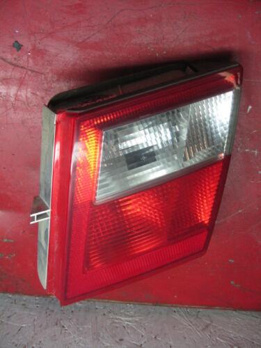 03 04 05 02 saab 9-5 sedan passenger right side trunk inner brake tail light