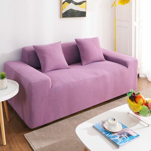 Cubre sofá repelente al agua cubre sofá fácil Elastizado 1 2 3 4 monoplazas Slipcover