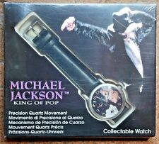 MICHAEL JACKSON - OFFICIAL COLLECTABLE WATCH - STILL SEALED, USA 1999