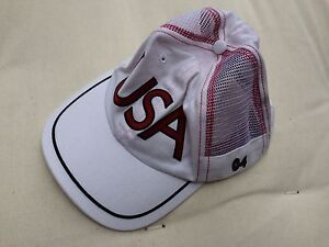 Roots Team USA Olympic Hat Adjustable size