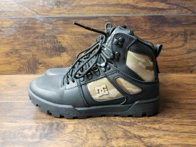 DC Pure High-top WR Boot Men's Size 12