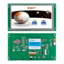Hmi Solution With 7 Inch Stone Tft Lcd Panel For Industry Control