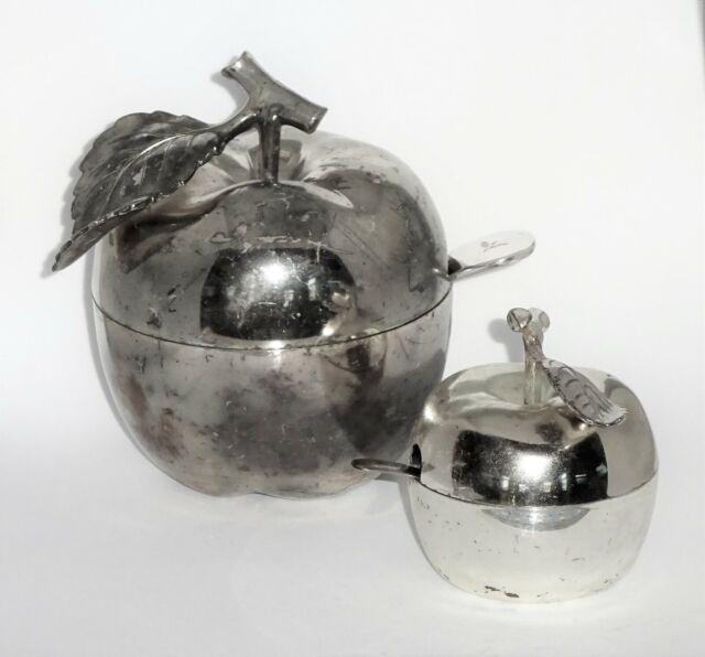 William Rogers /& Son Silverplate CondimentJelly Teaspoon Vintage