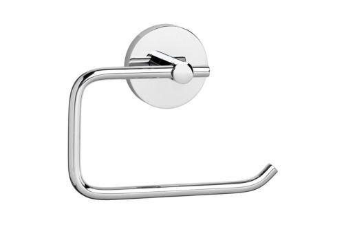 Croydex Epsom Chrome Plated Flexi Fit Toilet Roll Holder