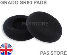 Replacement Ear Pads For GRADO SR60 SR80 SR125 SR225 SR325 Headphones QUALITY UK
