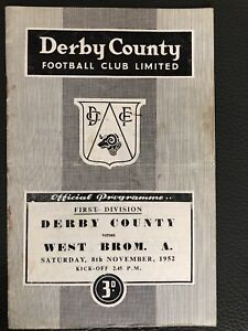 Derby-County-v-West-Bromwich-Albion-Div-1-8-11-1952