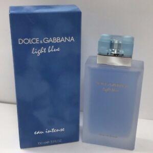 4c2e218ce Dolce   Gabbana Light Blue Eau Intense For Women EDP Spray 3.4 oz ...