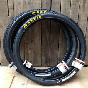 MAXXIS-60tpi-Reifen-26-27-5-29-1-95-2-1-MTB-Road-Fahrrad-Faltbarer-Reifen-Draht-m333