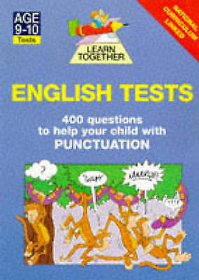 """VERY GOOD"" Learn Together: Tests 400: English - Punctuation, Dawson, Richard, B"