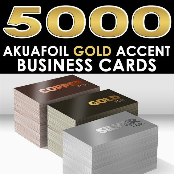 Personalized gold foil accent 5000 full color glossy akuafoil personalized gold foil accent 5000 full color glossy akuafoil business cards colourmoves