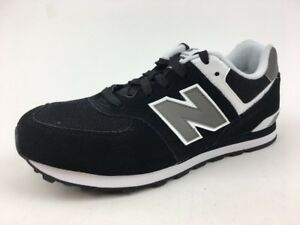 huge selection of ddf34 5ac2c Image is loading NEW-BALANCE-574-Classic-Big-Kids-Sz-5-