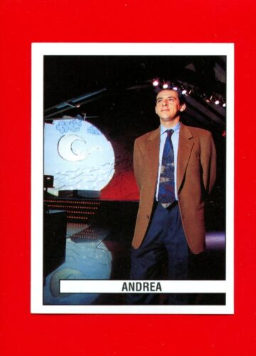238 DISCOTECHE /'93 -Panini 1993- Figurine-stickers GUFO RAVENNA -New n
