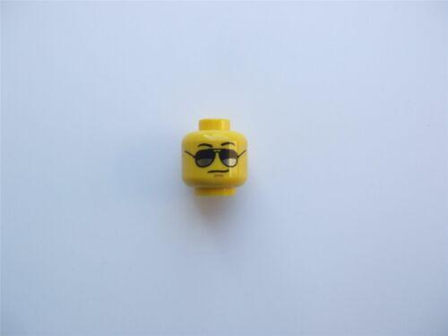 "6112622 1663/"" Parts /& Pieces 5 x Lego Yellow MINI HEAD /""NO"
