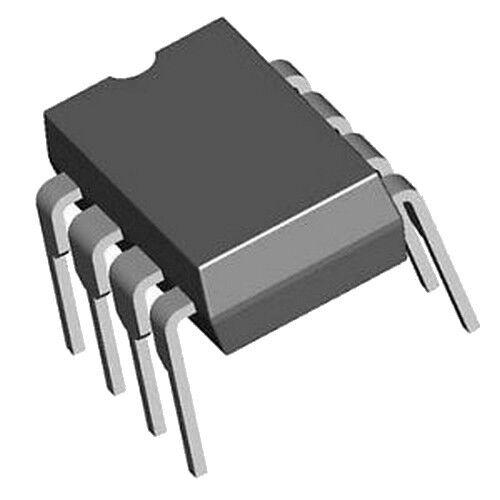 Lot of 5 Low Power Dual Voltage Comparators LM393
