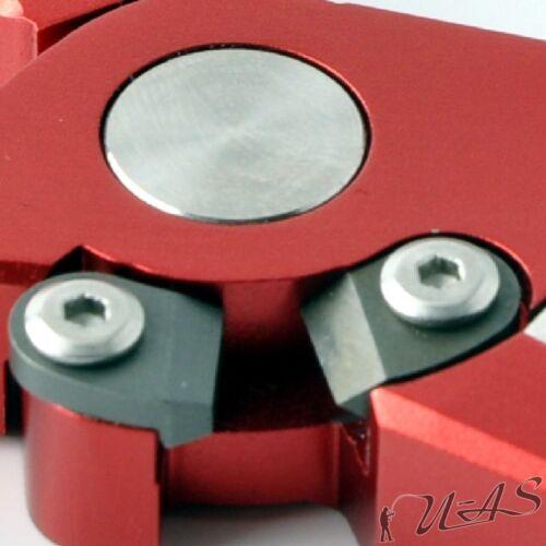 "Berkley Pliers 9/"" Aluminium Angler Allround Zange Schnur Cutter Hakenlöser Kva"