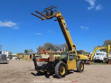 2008 Caterpillar Tl1055 55 10000 Lbs Telescopic Reach Forklift Bidadoo