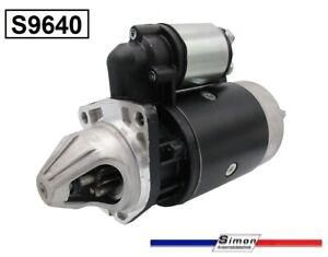 Anlasser-Starter-12V-fuer-KHD-D40L-F3L812-Deutz-KL400-F3L812-D8005-F6L812