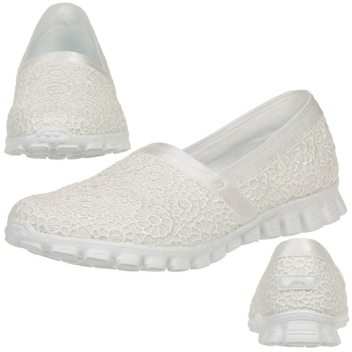 Skechers EZ Flex 2 Make Believe femmes D'été chaussures Slip On Slipper