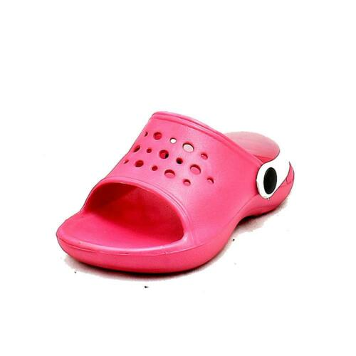 Childrens clog style rubber sandals