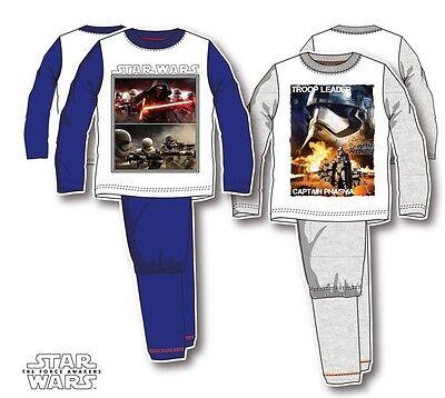 Star Wars Schlafanzug 104 116 128 140 Junge Pyjama lang Darth Vader Kinder