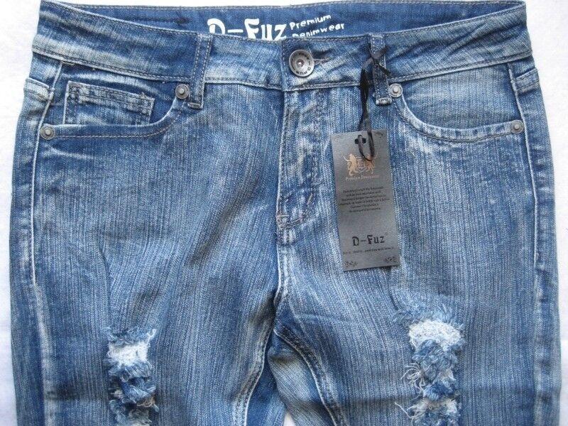 D-FUZ Damen-Jeanshose Gr. 11-12 (38-40) blau | | | Exquisite Verarbeitung  | Berühmter Laden  | Deutschland Frankfurt  | Export  | Authentische Garantie  c7a465