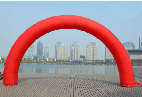 Inflatable Arch Advertising Promotion Sales Outdoor 20ft*10ft with Air Blower