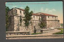 unmailed post card Cuba Habana Castillo de la Fuerza Fort oldest building 1540