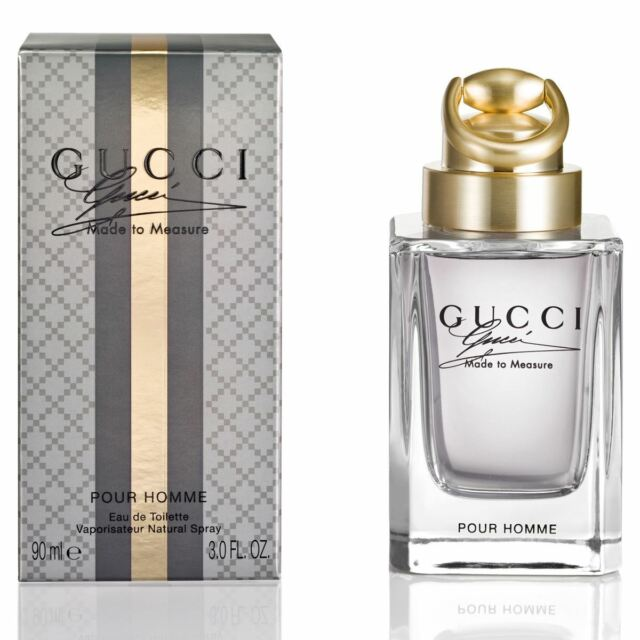 Gucci Made to Measure Cologne for Men 90ml EDT Spray