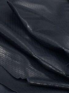 Leather scraps hide skin White LAMBSKIN 1 Lb