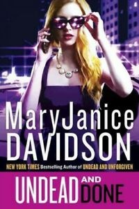 Undead-and-Done-Hardcover-by-Davidson-MaryJanice-Like-New-Used-Free-P-amp-P-i