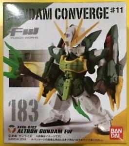 Japan NEW Figure BANDAI FW GUNDAM CONVERGE ♯11 Altron Gundam EW version