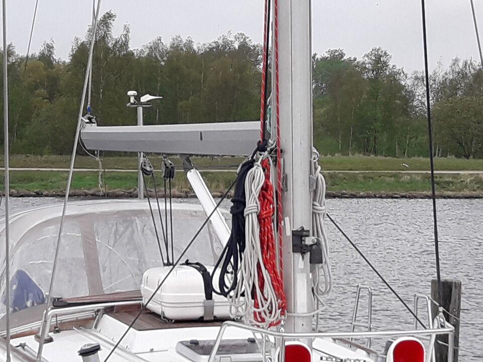 Masthead rig til 40-50 fods båd Alumast på kø...