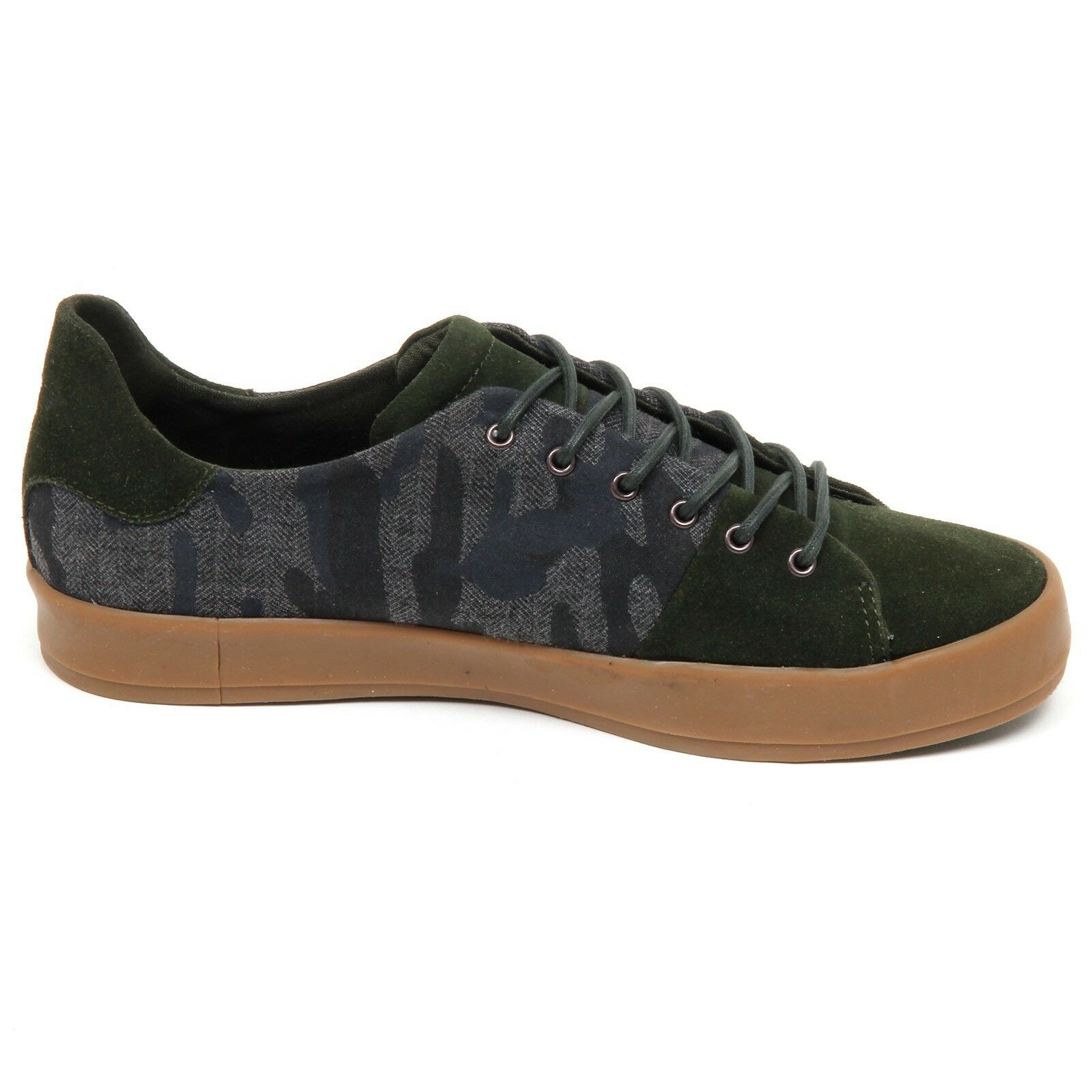D4944 (without box) scarpe da ginnastica uomo uomo uomo blu verde CREATIVE RECREATION scarpe man 0e6d78