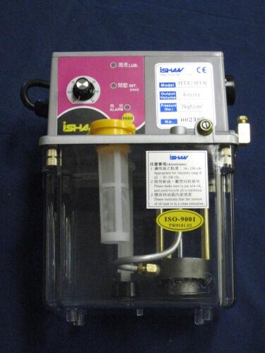 Automatic Resistance Cyclic Lubricator YET-E-2L 110V Bijur