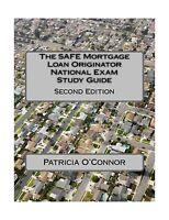 The Safe Mortgage Loan Originator National Exam Study Guide: Se... Free Shipping