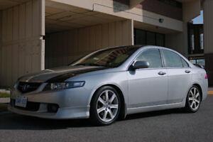 2005 Acura TSX premium