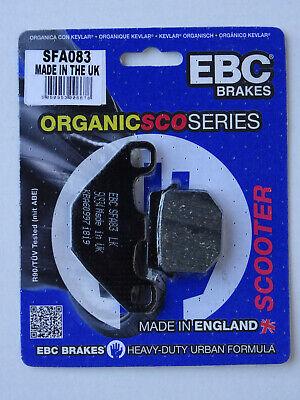 EBC Scooter Bremsbeläge SFA083 vorne Hyosung Super Cab 100 1997-2002