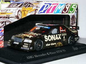 Minichamps-Mercedes-Benz-Clase-C-Jan-Magnussen-1995-DTM-4-1-43