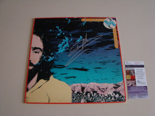 Dave Mason Hand Signed Let It Flow LP JSA #N59757 Record Album Vinyl Traffic