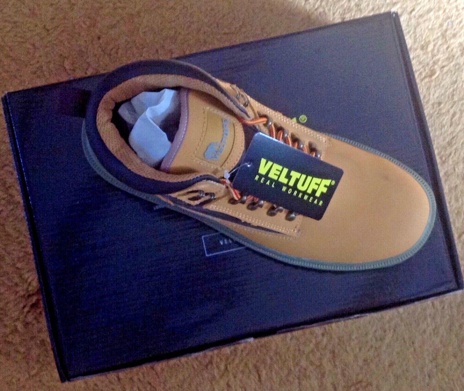 VELTUFF® Real Workwear Safety Boots SIP SRC VF9642
