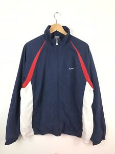 Tracksuits & Sets Cheap Sale Men Nike Sweatshirt Track Top Jacket Retro Tracksuit Vintage M L