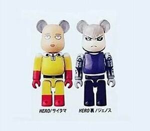 598fd4a4 Bearbrick S32 Medicom Hero & Secret 32 be@rbrick 100% One Punch Man ...