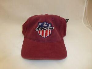 Schwinn-1895-Bicycle-Hat-Maroon-Embroidered-Baseball-Cap-Flexfit-S-M-or-L-XL