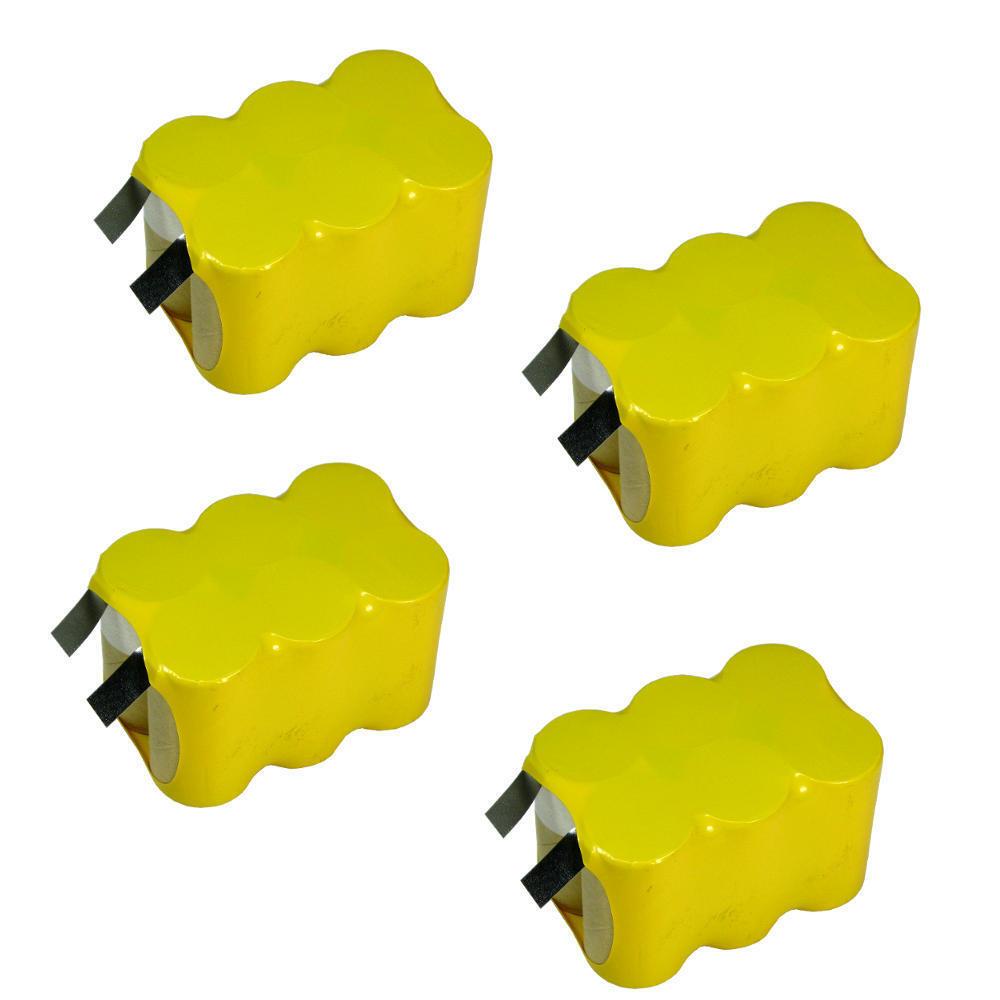 4x AKKU 7,2V 3300mAh Ni-MH für Pellenc Elektrisches Weinbindegerät AP 25 P 80