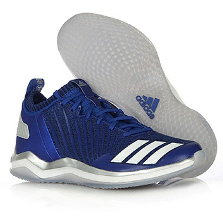 MENS ADIDAS ICON TRAINER ROYAL BASKETBALL SHOES MEN'S SELECT YOUR SIZE