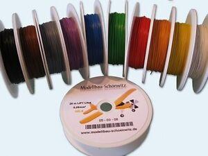 25-METROS-CABLE-TRENZADO-NARANJA-0-05mm-lify-alambre-de-cobre-bobina