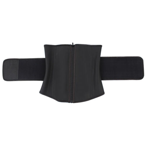 Waist Trimmer Cincher Belt Adjustable Abdominal Waist Trainer Hourglass