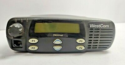 Motorola GCN6113B CB Radio Control Head